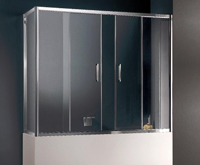 Box Doccia Megius Light.Megius Bath Screens